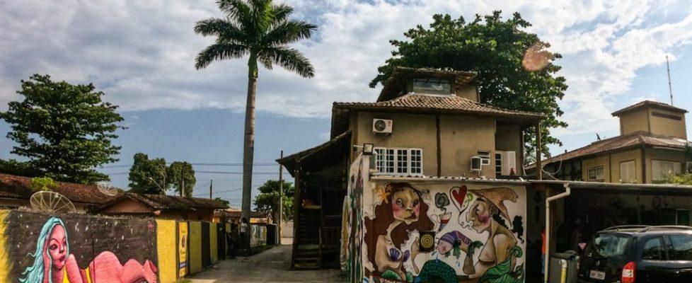 Hostel Caiçara, uma opção alternativa em Maresias