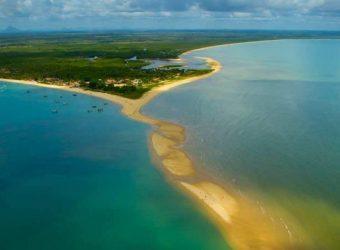 Vila Naia, eleito como o melhor hotel de praia do mundo pela Condé Nast Traveller