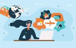 illustration-woman-laptop-travel