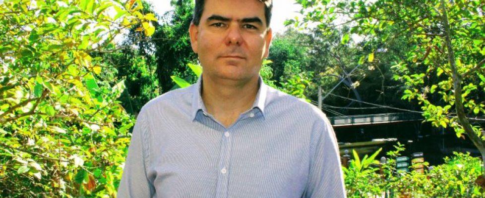 Fabio Pontes é secretário de Turismo de Brotas